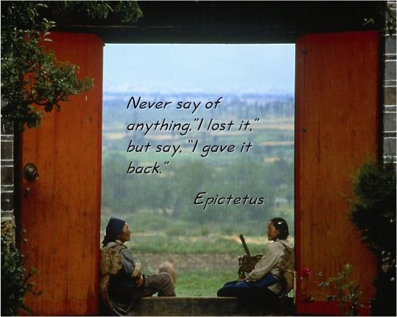 Epictetus 2 women
