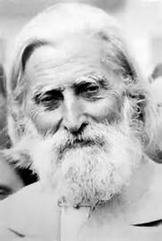 Peter Deunov, older man, white hair and beard